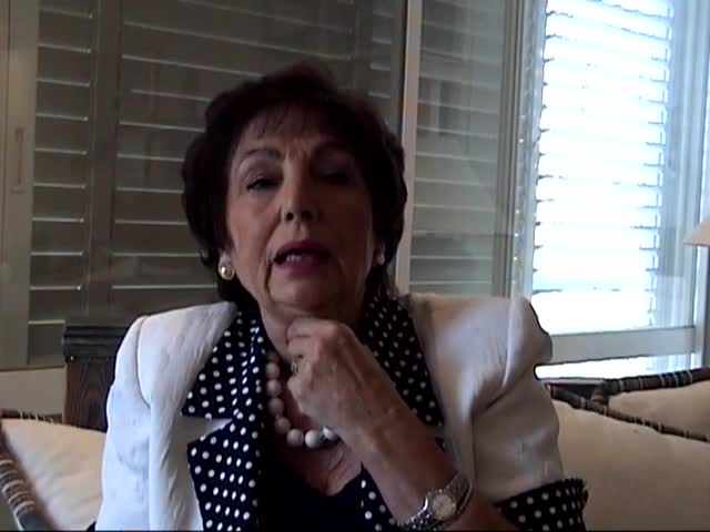 Barbara Oberman Katz interview