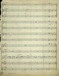 Various compositions, manuscript 153
