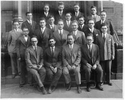 Faculty of the Talmudical Academy, June 1927