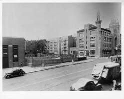 Historic view of 185th-186th Streets and Amsterdam Ave.