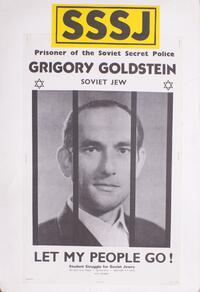 Prisoner of the Soviet secret police - Grigory Goldstein