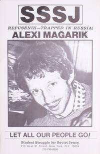 Refusenik - trapped in Russia! Alexi Magarik