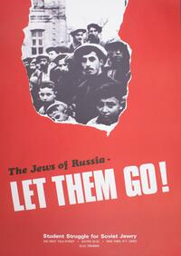 The Jews of Russia - let them go!